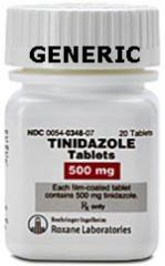 Generic Tindamax (tm) 500 mg (90 Pills)